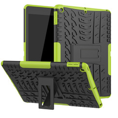 iPad 10.2 inch (2019) hoes - Schokbestendige Back Cover - Groen