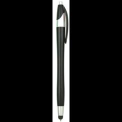 Styluspen voor tablet en smartphone - Zwart