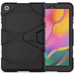 Samsung Galaxy Tab A 10.1 (2019) Hoes - Extreme Armor Case - Zwart