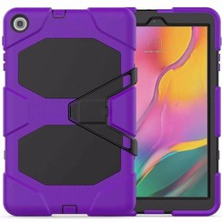 Samsung Galaxy Tab A 10.1 (2019) Hoes - Extreme Armor Case - Paars