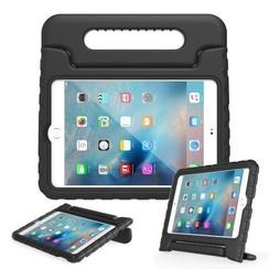 iPad Mini 4 hoes - Schokbestendige case met handvat - Zwart