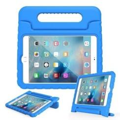 iPad Mini 4 hoes - Schokbestendige case met handvat - Blauw