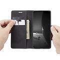 CaseMe CaseMe - Samsung Galaxy S20 hoes - Wallet Book Case - Magneetsluiting - Zwart