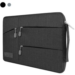 WIWU - 15.6 inch Pocket Laptop & Macbook Sleeve - Zwart