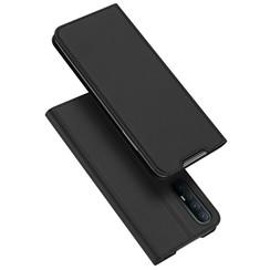 Oppo Find X2 hoesje - Dux Ducis Skin Pro Book Case - Zwart