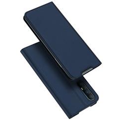 Oppo Find X2 hoesje - Dux Ducis Skin Pro Book Case - Donker Blauw