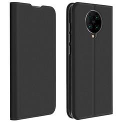 Xiaomi Poco F2 Pro Hoesje - Dux Ducis Skin Pro Book Case - Zwart