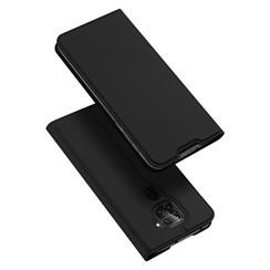 Xiaomi Redmi Note 9S Hoesje - Dux Ducis Skin Pro Book Case - Zwart
