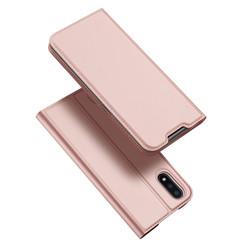 Samsung Galaxy M01 Hoesje - Dux Ducis Skin Pro Book Case - Roze