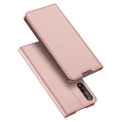 Huawei P Smart S Hoesje - Dux Ducis Skin Pro Book Case - Roze