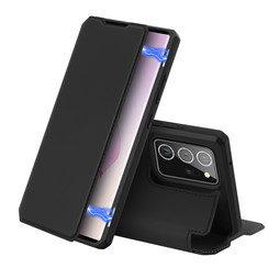 Samsung Galaxy Note 20 Ultra Hoesje - Dux Ducis Skin X Case - Zwart
