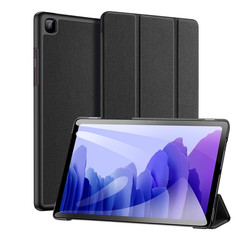 Dux Ducis - Case for Samsung Galaxy Tab A7 10.4 - Domo Book Case - Tri-fold Cover - Black