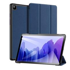 Dux Ducis - Case for Samsung Galaxy Tab A7 10.4 - Domo Book Case - Tri-fold Cover - Blue