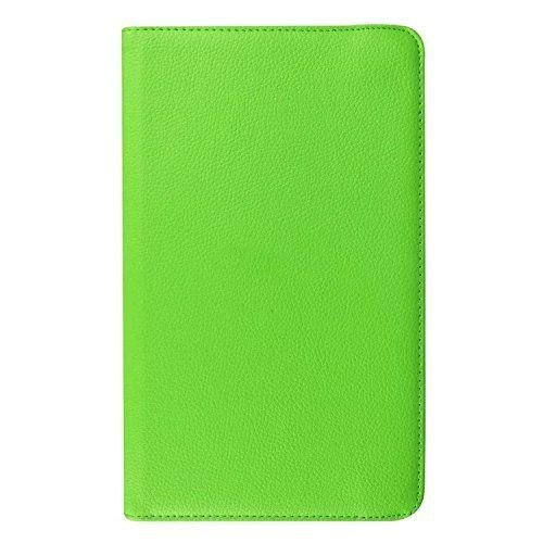 Cover2day Case for Samsung Galaxy Tab A 10.1 (2016-2018) - 360 Degree Rotation Stand Cover - Green