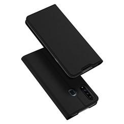 Samsung Galaxy A20s Hoesje - Dux Ducis Skin Pro Book Case - Zwart