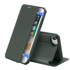 iPhone SE (2020) hoes - Dux Ducis Skin X Case - Groen