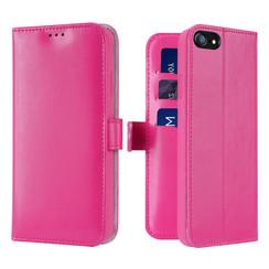 iPhone SE 2020 hoesje - Dux Ducis Kado Wallet Case - Roze