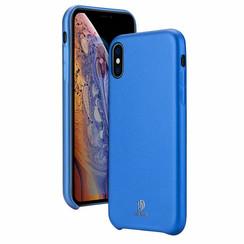 iPhone X / XS Case - Dux Ducis Skin Lite Back Cover - Blue