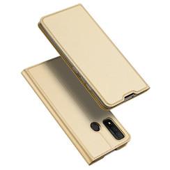 Huawei P Smart 2020 hoesje - Dux Ducis Skin Pro Book Case - Goud