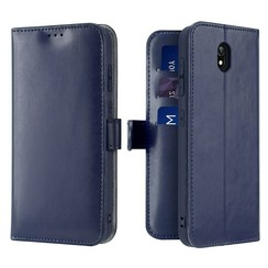 Xiaomi Redmi 8A hoesje - Dux Ducis Kado Wallet Case - Blauw