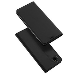 Huawei Y5P hoesje - Dux Ducis Skin Pro Book Case - Zwart