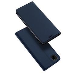 Huawei Y5P hoesje - Dux Ducis Skin Pro Book Case - Blauw