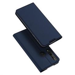 Huawei Y6P hoesje - Dux Ducis Skin Pro Book Case - Blauw