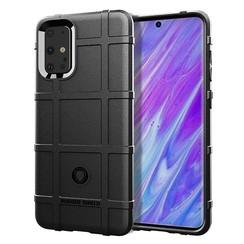 Case for Samsung Galaxy S20 Ultra Case - Heavy Armor TPU Case - Black