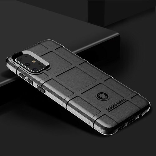 Cover2day Case for Samsung Galaxy S20 Ultra Case - Heavy Armor TPU Case - Black