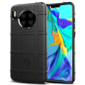 Cover2day Case for Huawei Mate 30 Pro - Heavy Duty Armor Shockproof TPU Cover - Black
