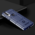 Cover2day Case for Motorola Moto G Pro - Heavy Duty Armor Shockproof TPU Cover - Blue