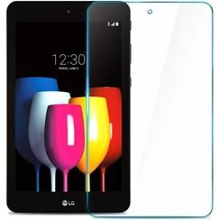 LG G Pad 5 10.1 - Tempered Glass Screenprotector