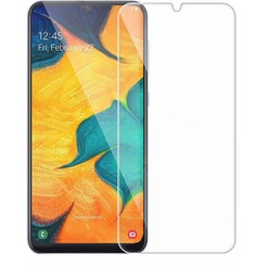 Samsung Galaxy A31 Screenprotector - Tempered Glass -Case-Friendly
