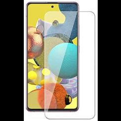 Samsung Galaxy A51 5G Screenprotector - Tempered Glass Screenprotector - Case-Friendly