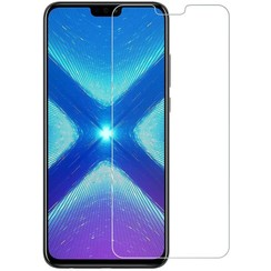 Honor 8a Screenprotector - Tempered Glass - Case Friendly