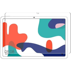 Huawei MatePad 10.4 screenprotector - Tempered Glass Screenprotector - Case Friendly - Transparant