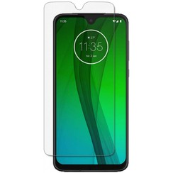 Motorola Moto G7 Plus - Tempered Glass Screenprotector - 2.5D