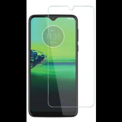Motorola Moto G8 Plus - Tempered Glass Screenprotector - Case Friendly