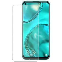 Huawei P40 Lite Screenprotector - Tempered Glass Screenprotector - Case-Friendly