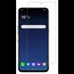 LG V60 ThinQ 5G Screenprotector - Tempered Glass Screenprotector - Case-Friendly
