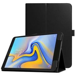 Samsung Galaxy Tab A 10.5 flip hoes - Zwart