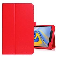 Samsung Galaxy Tab A 10.5 flip hoes - Rood