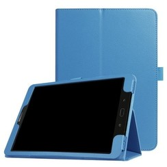 Samsung Galaxy Tab S3 9.7 Flip hoes Lichtblauw