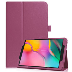 Samsung Galaxy Tab S5e flip hoes - Paars