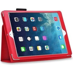iPad Mini 5 flip Case - Red