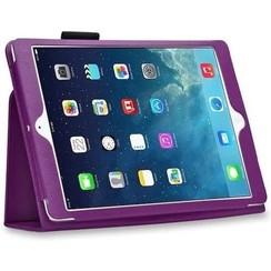 iPad Mini 5 flip Case - Purple