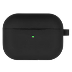 Goospery - Airpods Pro Case - silicone ProtectCase with overprint - Black