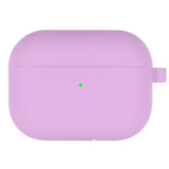 Goospery - Airpods Pro Case - silicone ProtectCase with overprint - Purple