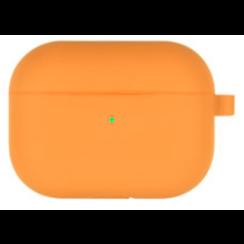 Goospery - Airpods Pro Case - Siliconen beschermhoes met opdruk  - Oranje