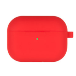 Goospery - Airpods Pro Case - silicone ProtectCase with overprint - Red